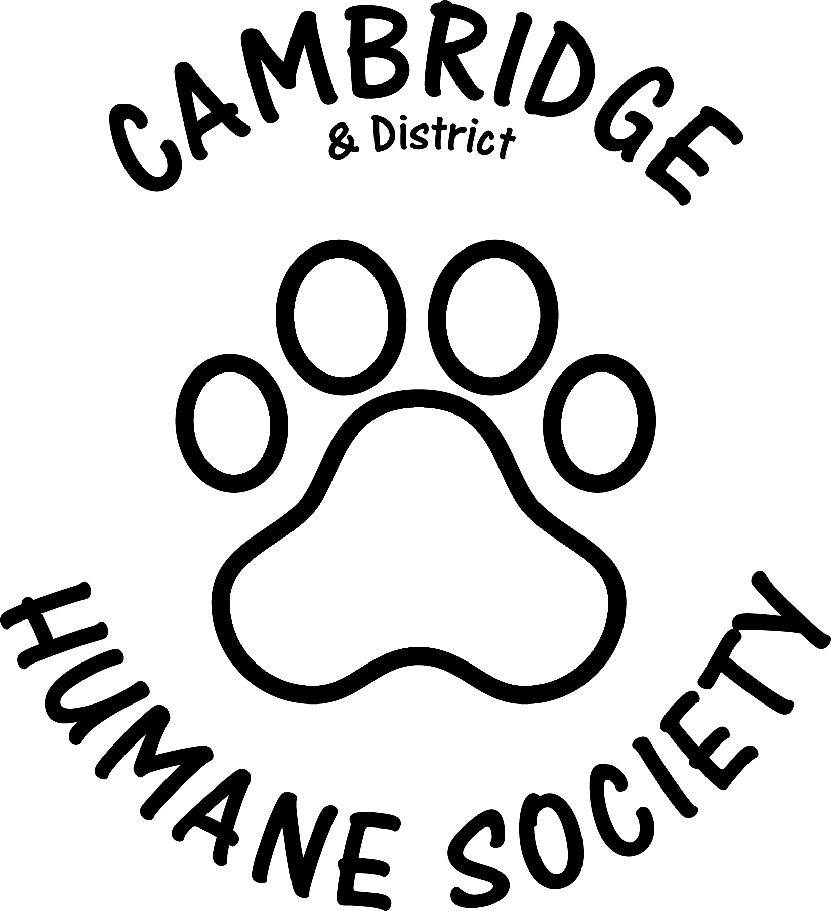 Cambridge Humane Society Logo
